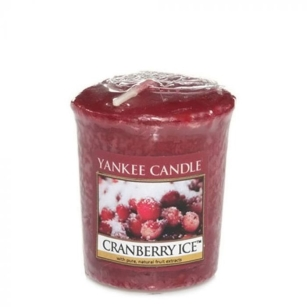 Cranberry Ice - votive