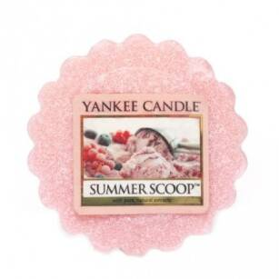 Summer Scoop Yankee Candle - Wosk