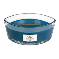świeca Woodwick Hearthwick - Denim