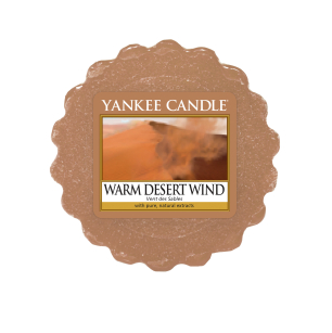 Warm Desert Wind Yankee Candle - Wosk