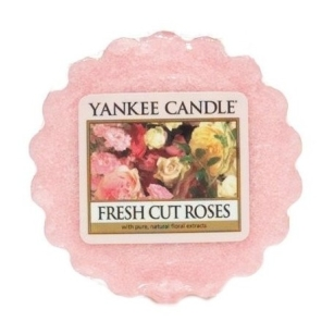 Fresh Cut Roses Yankee Candle - Wosk