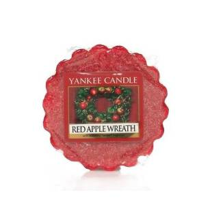 Wosk Yankee Candle - Red Apple Wreath