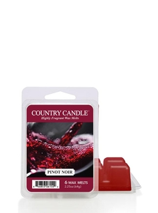Pinot Noir Country Candle wosk zapachowy 64 gram