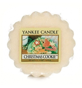 Christmas Cookie Yankee Candle - wosk zapachowy