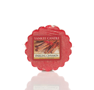 wosk zapachowy Yankee Candle - Sparkling Cinnamon