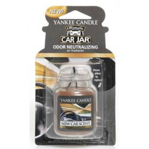 New Car Scent Yankee Candle - zapach samochodowy ultimate