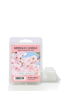 Cherry Blossom Kringle Candle wosk zapachowy 64 gram