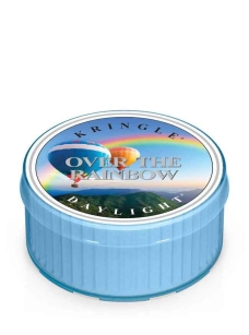 Kringle Candle - Over the Rainbow - daylight - mała świeczka zapachowa 42g