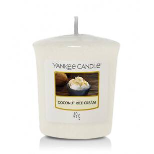 Coconut Rice Cream Yankee Candle - mała świeca typu votive
