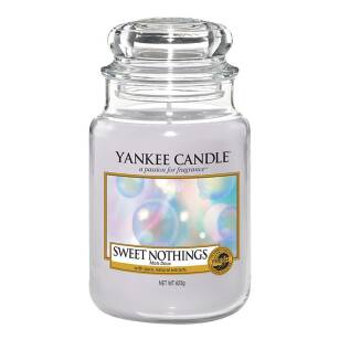 Sweet Nothings Yankee Candle - Świeca duża
