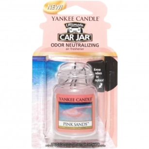 Yankee Candle - Pink Sands - zapach samochodowy Ultimate