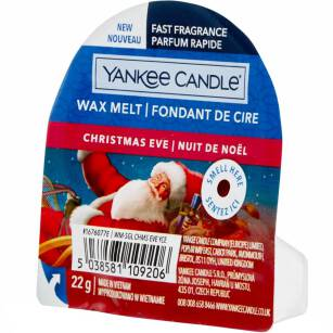 Christmas Eve Yankee Candle - wosk zapachowy nowosc