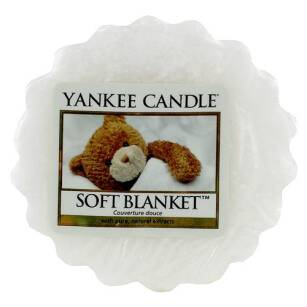 Soft Blanket Yankee Candle - wosk zapachowy