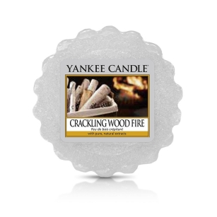 Crackling Wood Fire - Yankee Candle - wosk zapachowy