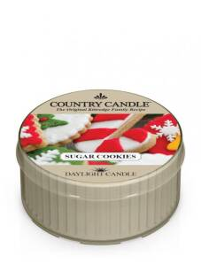 Country Candle - Sugar Cookies -daylight 35g