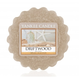 Driftwood Yankee Candle wosk