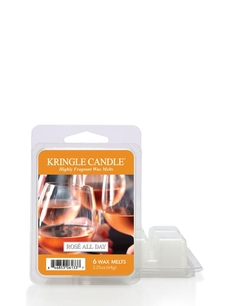 Rose All Day Kringle Candle - wosk zapachowy 64 gram