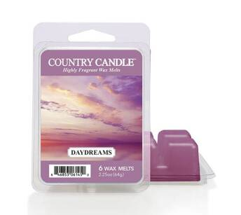 Daydreams Country Candle wosk zapachowy 64 gram