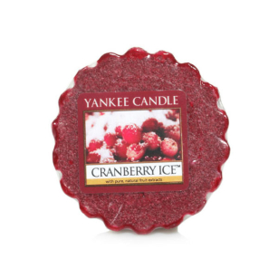 Cranberry Ice Yankee Candle - Wosk