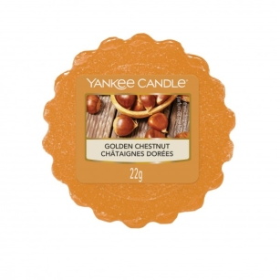 Golden Chestnut Yankee Candle - wosk zapachowy