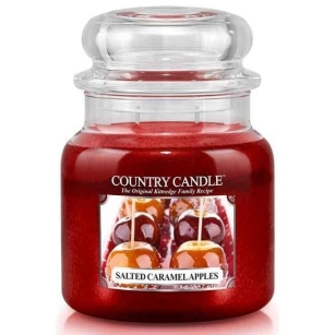 Salated Carmel Apple Country Candle średnia świeca