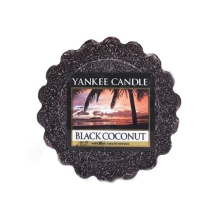 Black Coconut Yankee Candle - wosk zapachowy