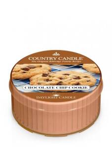 Country Candle - Chocolate Chip Cookie  - świeczka zapachowa daylight 35g
