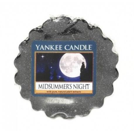 Midsummer's Night Yankee Candle - wosk zapachowy