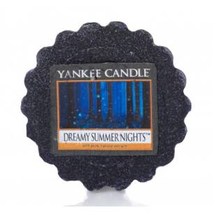 Dreamy Summer Night Yankee Candle - Wosk