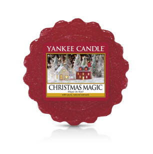 Christmas Magic - Yankee Candle - wosk zapachowy