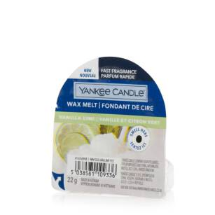 Vanilla Lime Yankee Candle - nowy wosk zapachowy