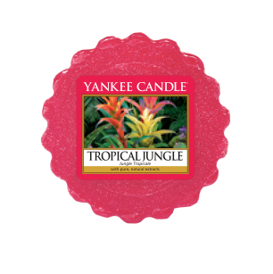 Tropical Jungle Yankee Candle - Wosk
