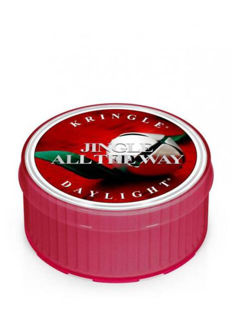 Kringle Candle - Jingle All The Way - świeczka zapachowa daylight 35g
