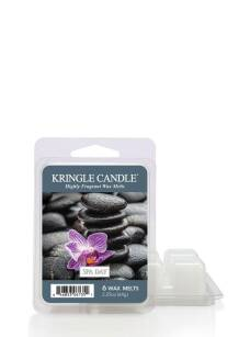 Spa Day Kringle Candle wosk zapachowy 64 gram