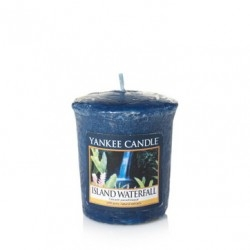 Island Waterfall votive