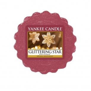 Glittering Star Yankee Candle -wosk zapachowy